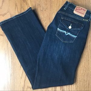 Lucky Brand Petunia Sweet N Low Jeans, Size 29